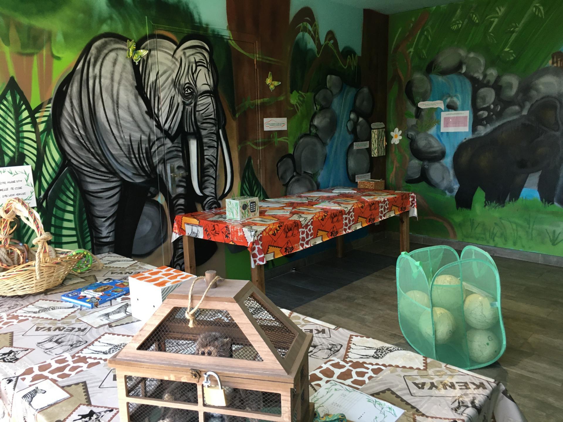 Jungle escape 2